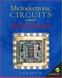 Microelectronic Circuits, Sedra, Adel S. and Smith, K. C., 0195142519