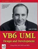 Visual Basic 6 UML Design and Development, Sturm, Jake, 1861002513