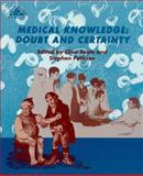 Medical Knowledge : Doubt and Certainty, Seale, 0335192513