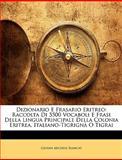 Dizionario E Frasario Eritreo, Giovan Michele Bianchi, 1148362517