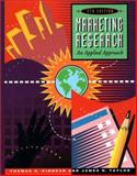 Marketing Research : An Applied Approach, Kinnear, Thomas C. and Taylor, James R., 0079122523