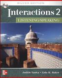 Interactions Level 2 Listening/Speaking Teacher's Edition Plus Key Code for E-Course, Tanka and Ingrid Wisniewska, 007720252X