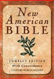 New American Bible Compact Edition With Concordance, , 0764812521