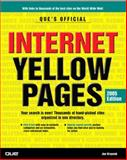 Que's Official Internet Yellow Pages, 2005 Edition, Joe Kraynak, 0789732521