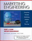 Marketing Engineering, Lilien, Gary L. and Rongaswamy, Arvind, 1412022525
