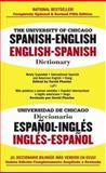 The University of Chicago Spanish Dictionary : Spanish-English, English-Spanish, Carlos Castillo, 0743492528