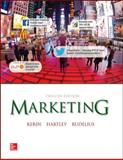 Marketing with ConnectPlus, Kerin, Roger and Hartley, Steven, 125928252X