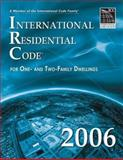 International Residential Code 2006, International Code Council Staff, 1580012523