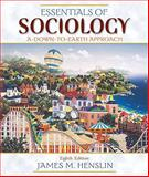 MySocLab Student Access Code Card for Essentials of Sociology (standalone) for Essentials of Sociology : A down-to-Earth Approach, Henslin, James M., 0205672523