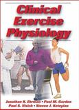 Clinical Exercise Physiology, Ehrman, Jonathan and Gordon, Paul, 0736002529
