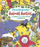 Doodlepedia Animal Antics, Laura Palosuo, 1465402527