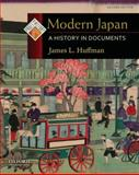 Modern Japan : A History in Documents, Huffman, James L., 0195392523