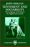 Sentiment and Sociability 9780198122524