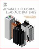 Advanced Industrial Lead-Acid Batteries, Cattaneo, Eduardo and Riegel, Bernhard, 0444632522