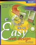 Easy Web Design, Millhollon, Mary and Castrina, Jeff, 0735622523