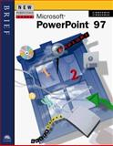 New Perspectives on Microsoft PowerPoint 97, Zimmerman, S. Scott and Zimmerman, Beverly B., 0760052522