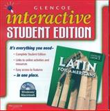 Latin for Americans, McGraw-Hill-Glencoe Staff, 0078612527