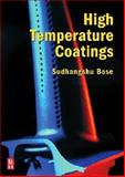 High Temperature Coatings, Bose, Sudhangshu, 0750682523