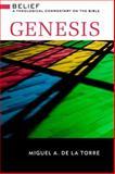 Genesis, Miguel A. De La Torre, 0664232523
