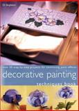 Decorative Painting Techniques Book, Di Singleton, 1581802528