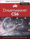 Dreamweaver CS6, Tom Negrino and Dori Smith, 0321822528