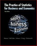 The Practice of Statistics for Business and Economics, Moore, David S., 1429242531