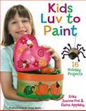 Kids Luv to Paint, Kooler Design Studio, 1601402538