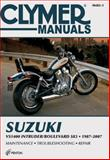 Suzuki Vs1400 Intruder / Boulevard S83 1987-2007, Clymer Publications Staff, 1599692538