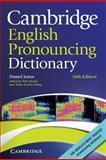 Cambridge English Pronouncing Dictionary, Daniel Jones, 0521152534