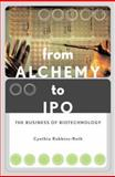 From Alchemy to IPO, Cynthia Robbins-Roth, 0738202533
