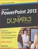 PowerPoint 2013 for Dummies, Doug Lowe, 1118502531