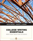 College Writing Essentials : Rhetoric, Reader, Research Guide, and Handbook, Wiener, Harvey S. and Skwire, David, 0205572537