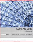 AutoCAD 2002 : Complete, Burchard, Bill and Pitzer, Dave, 0766842533