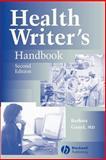 Health Writer's Handbook, Gastel, Barbara, 0813812534