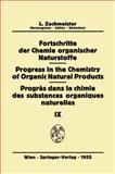 Fortschritte der Chemie Organischer Naturstoffe, , 3211802533