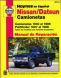 Nissan Pick up and Pathfinder, 1980-96, John Haynes, 1563922533