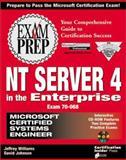 MCSE NT Server 4 Enterprise Prep, Williams, Jeffrey and Johnson, David, 157610253X
