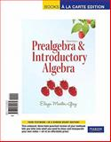 Prealgebra and Introductory Algebra, Books a la Carte Edition, Martin-Gay, Elayn, 0321692535