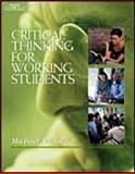 Critical Thinking for Working Students, Andolina, Michael, 0766822532
