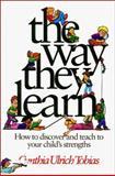 The Way They Learn, Tobias, Cynthia Ulrich, 1561792535