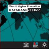 World Higher Education Database 2006/7 : Network Version, International Association of Universities Staff, 1403992533