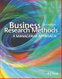 Business Research Methods : A Managerial Approach, Veal, A. J., 1741032539