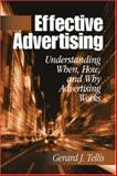 Effective Advertising 9780761922537