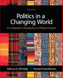 Politics in a Changing World, Ethridge, Marcus E. and Handelman, Howard, 1111832536