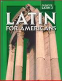 Latin for Americans, Level 2, Glencoe McGraw-Hill Staff, 0078742536