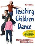 Teaching Children Dance-3rd Edition, Cone, Theresa Purcell and Cone, Stephen, 1450402534
