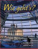 Wie Geht's? : An Introductory German Course, Sevin, Dieter and Sevin, Ingrid, 0030352533