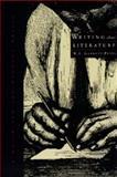 Writing about Literature, Garrett-Petts, W. F., 155111254X