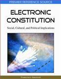 Electronic Constitution, Francesco Amoretti, 1605662542