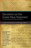 Devotions on the Greek New Testament 9780310492542